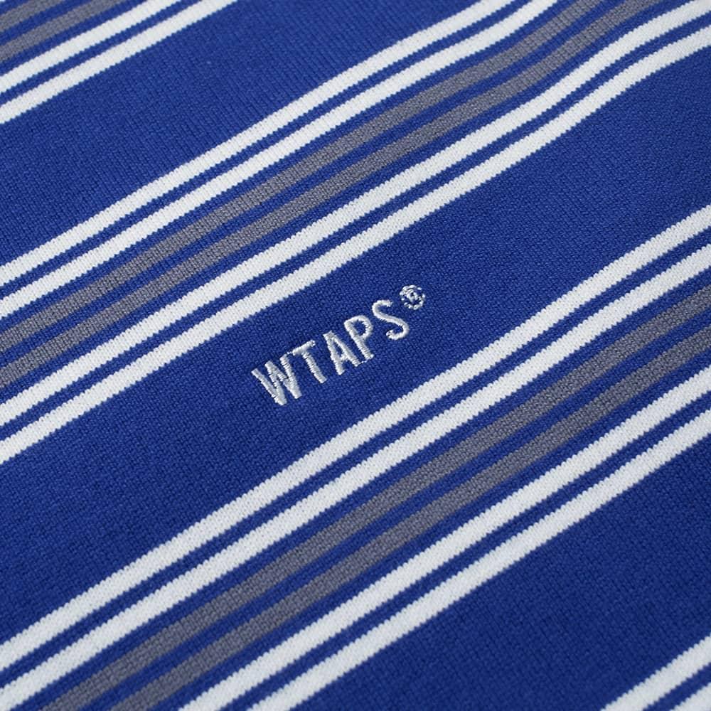 WTAPS Jam 01 Tee - Blue