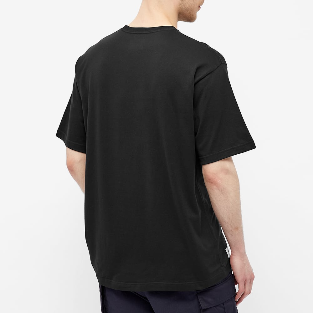 WTAPS Blank Tee - Black