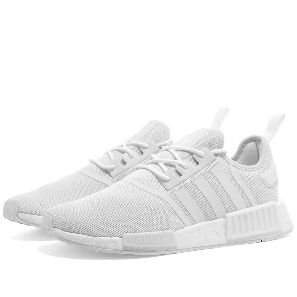 Adidas NMD_R1 Primeblue - White