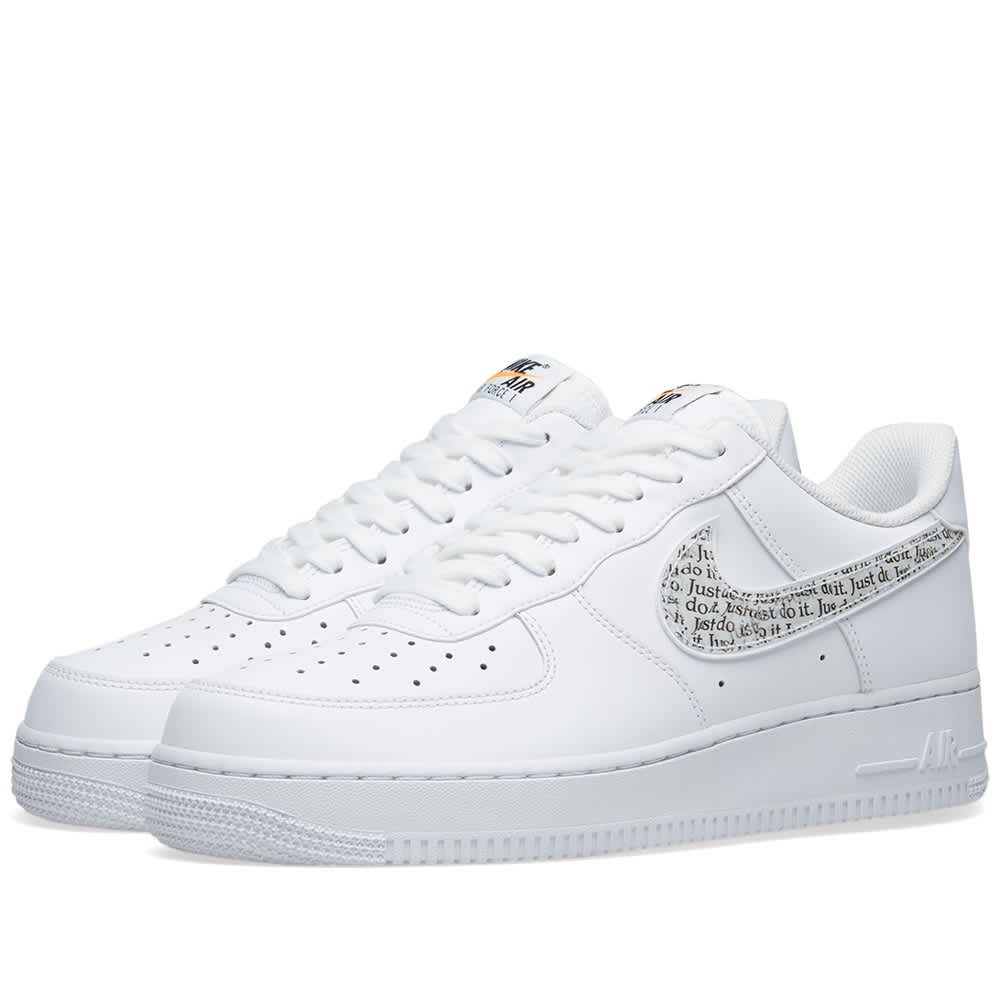 air force 1 07 just do it