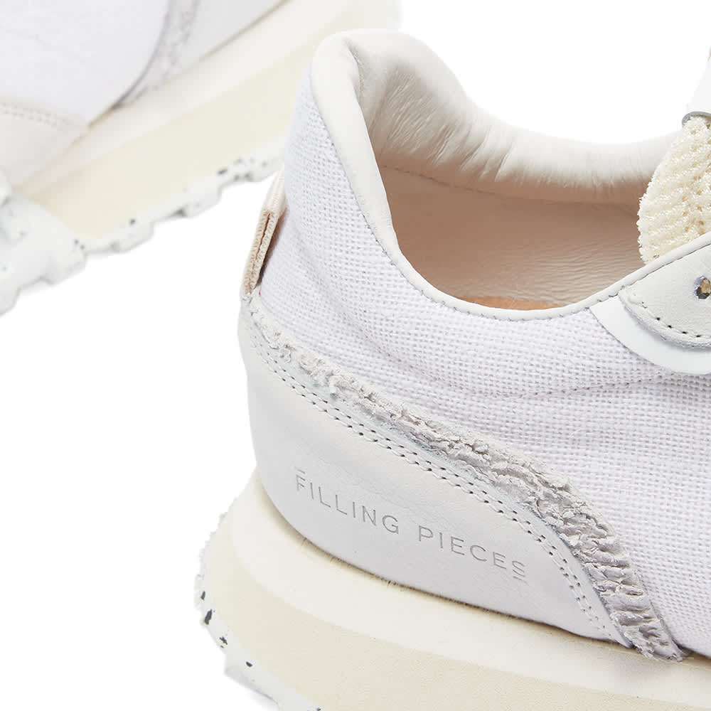 Filling Pieces Crease Runner Sprint Sneaker - White