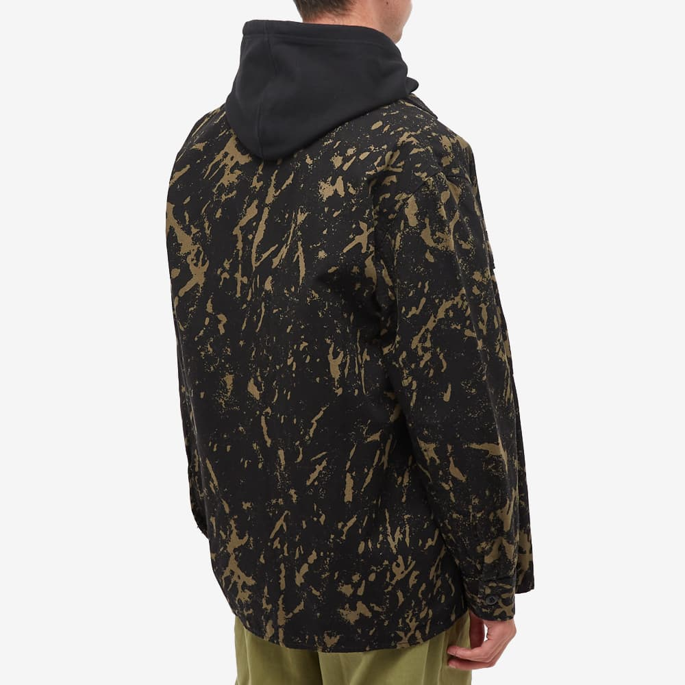 Edwin Big Shirt - Camo Grass