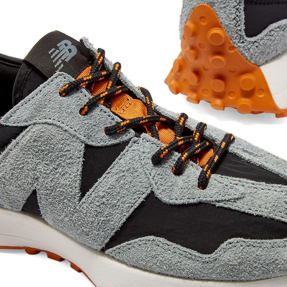 New Balance MS327RE1 - Black & Grey