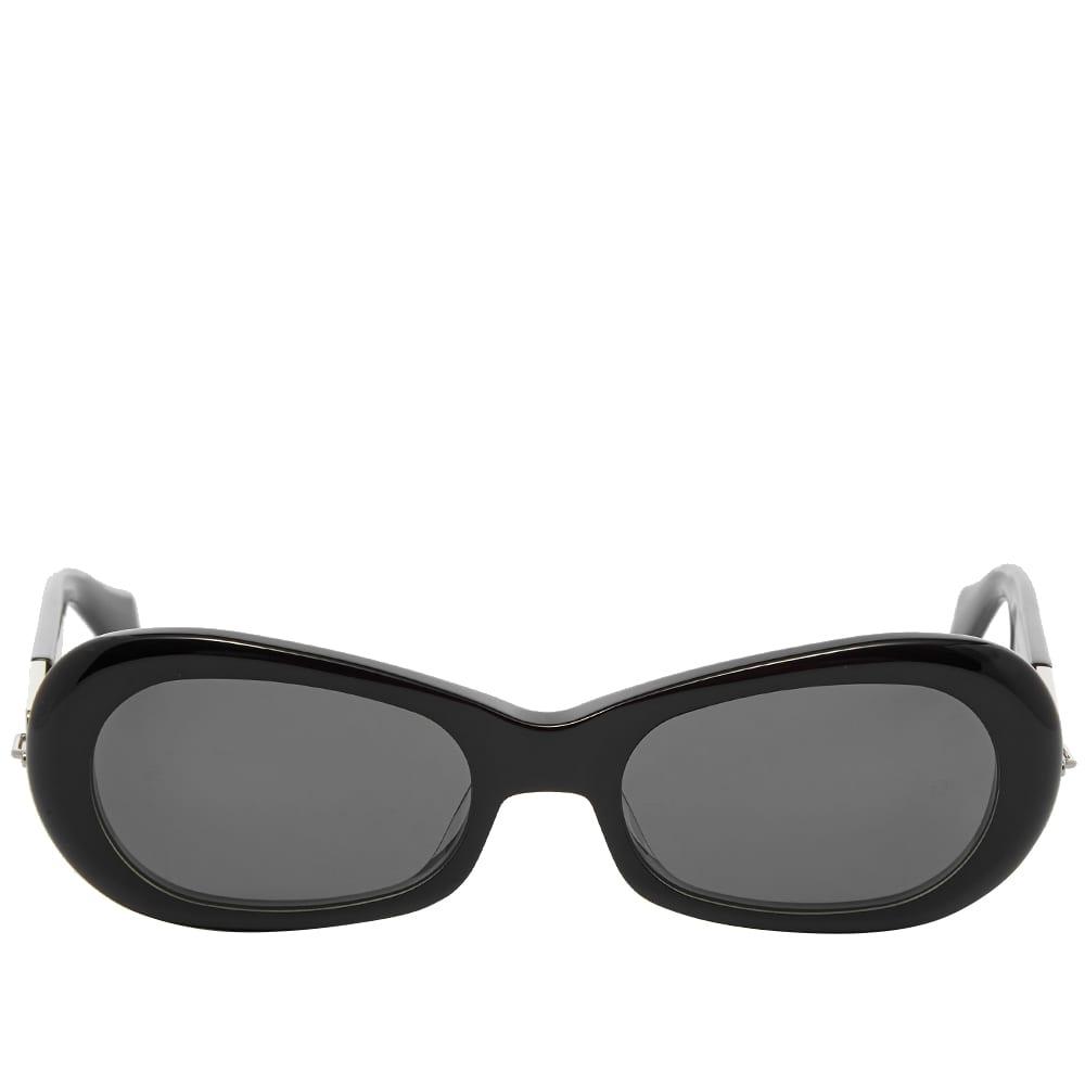 Gentle Monster x Ambush Carabiner 02 Sunglasses - Black