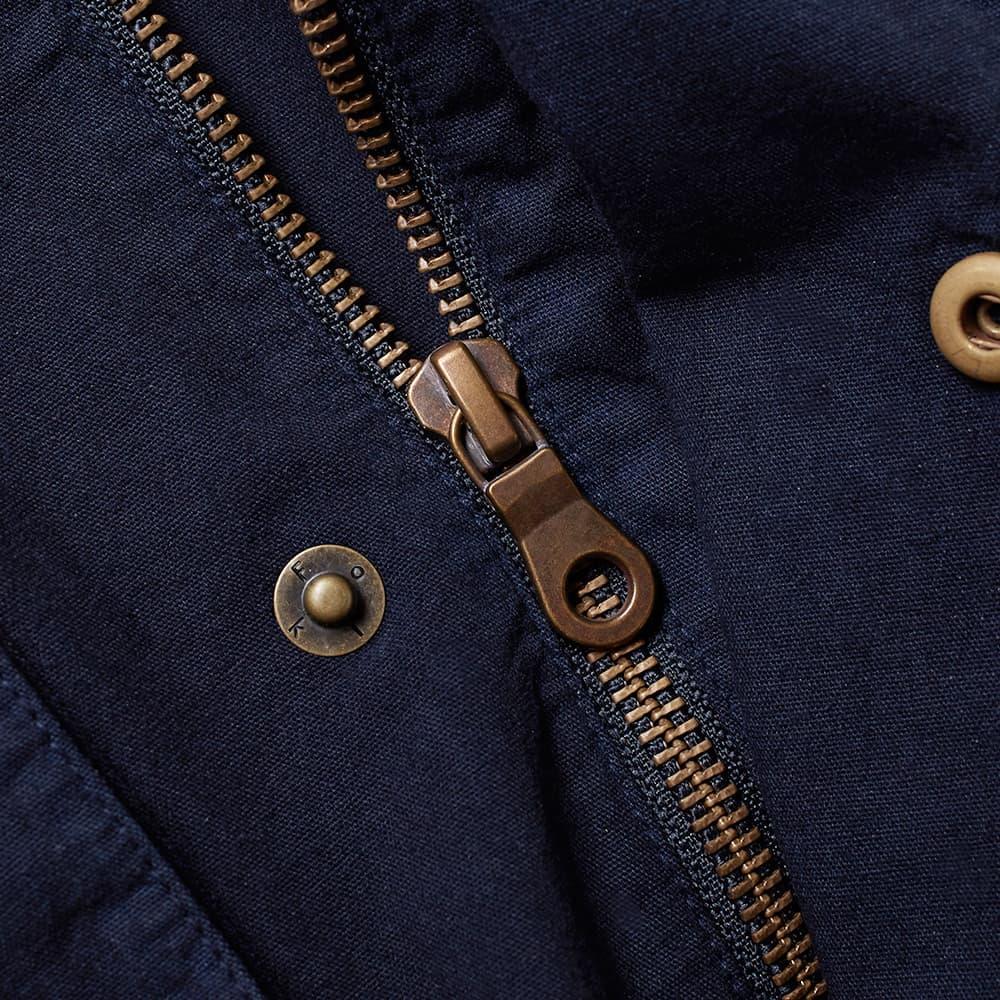 Folk Field Jacket - Navy
