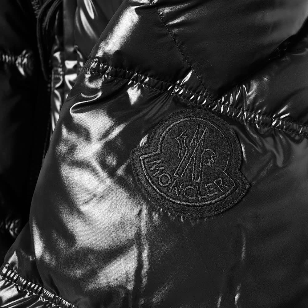 Moncler Genius 2 Moncler 1952 Tethys Hooded Down Jacket - Black