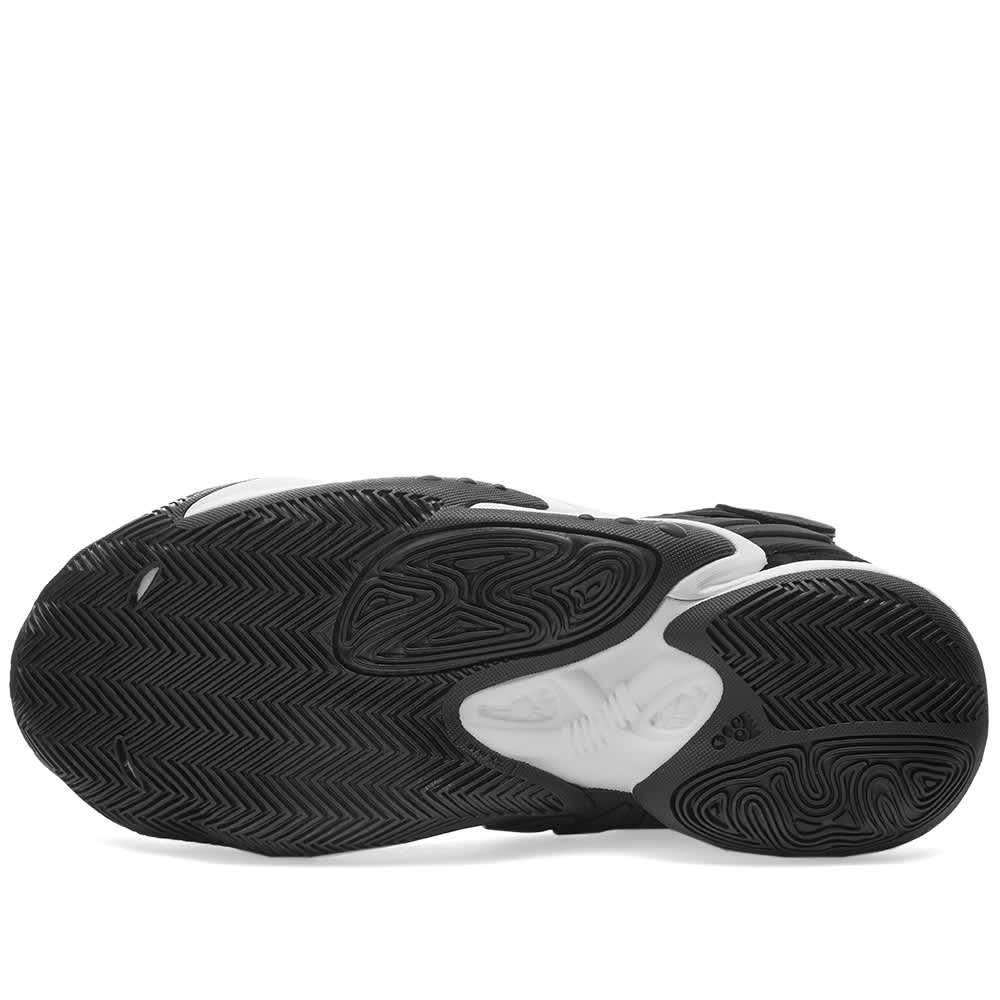 Adidas x Pharrell Williams BYW X - Black, Silver & White