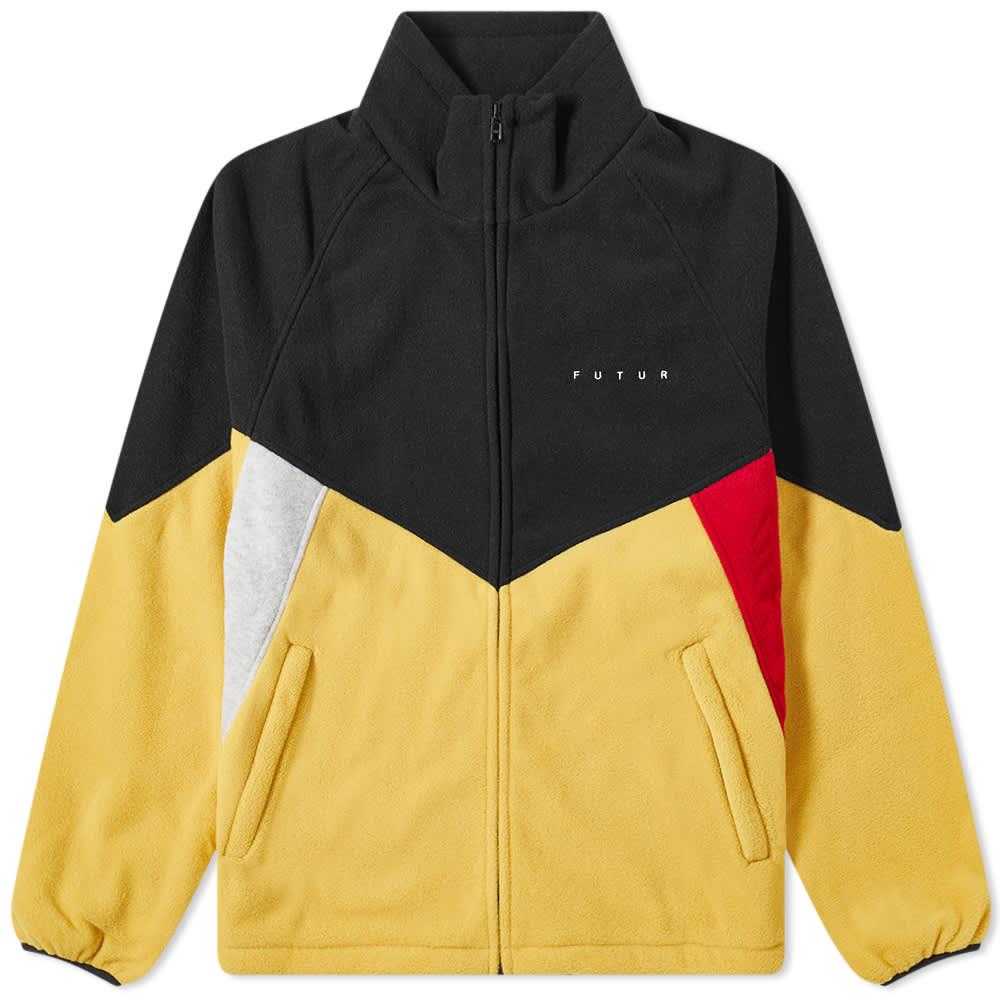 Futur North Jacket - Black