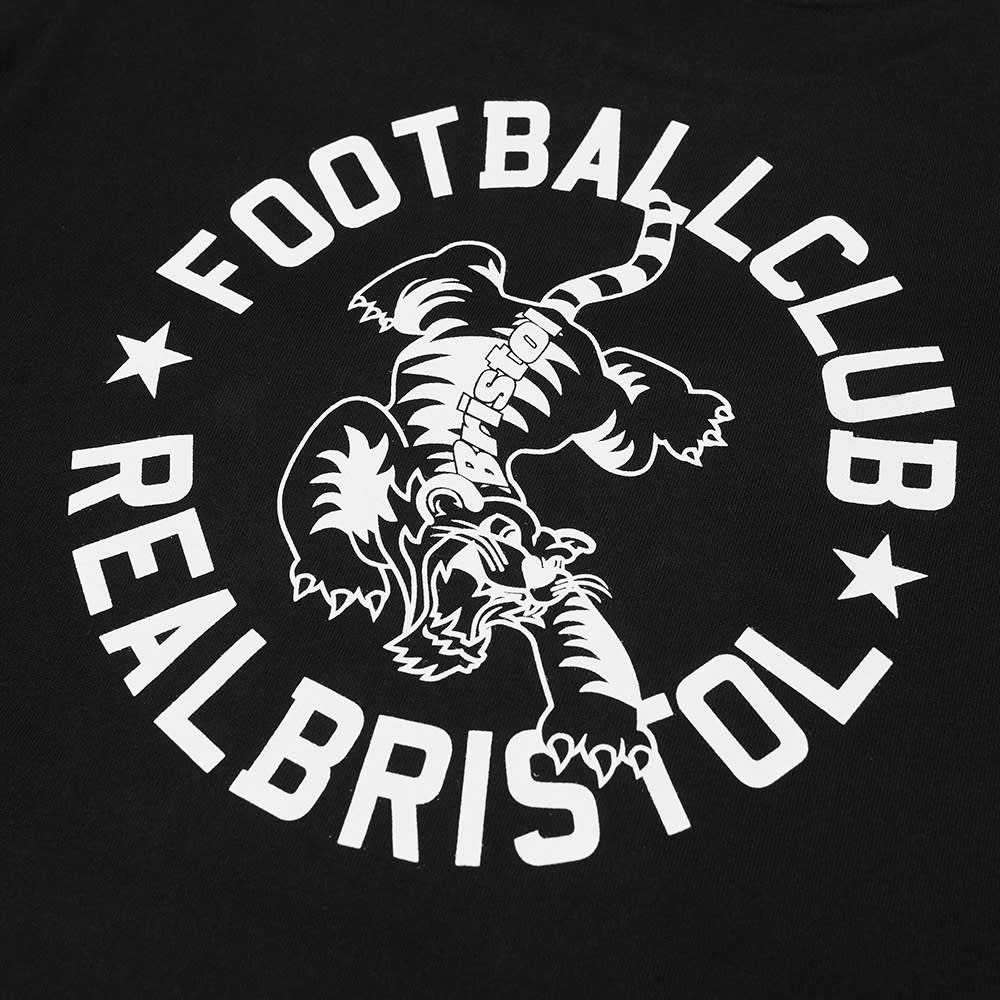 F.C. Real Bristol Bristol Tiger Tee - Black