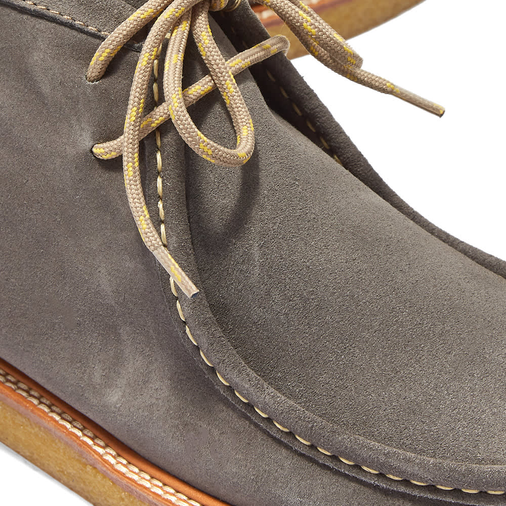Wild Bunch Wally Boot - Grey Suede