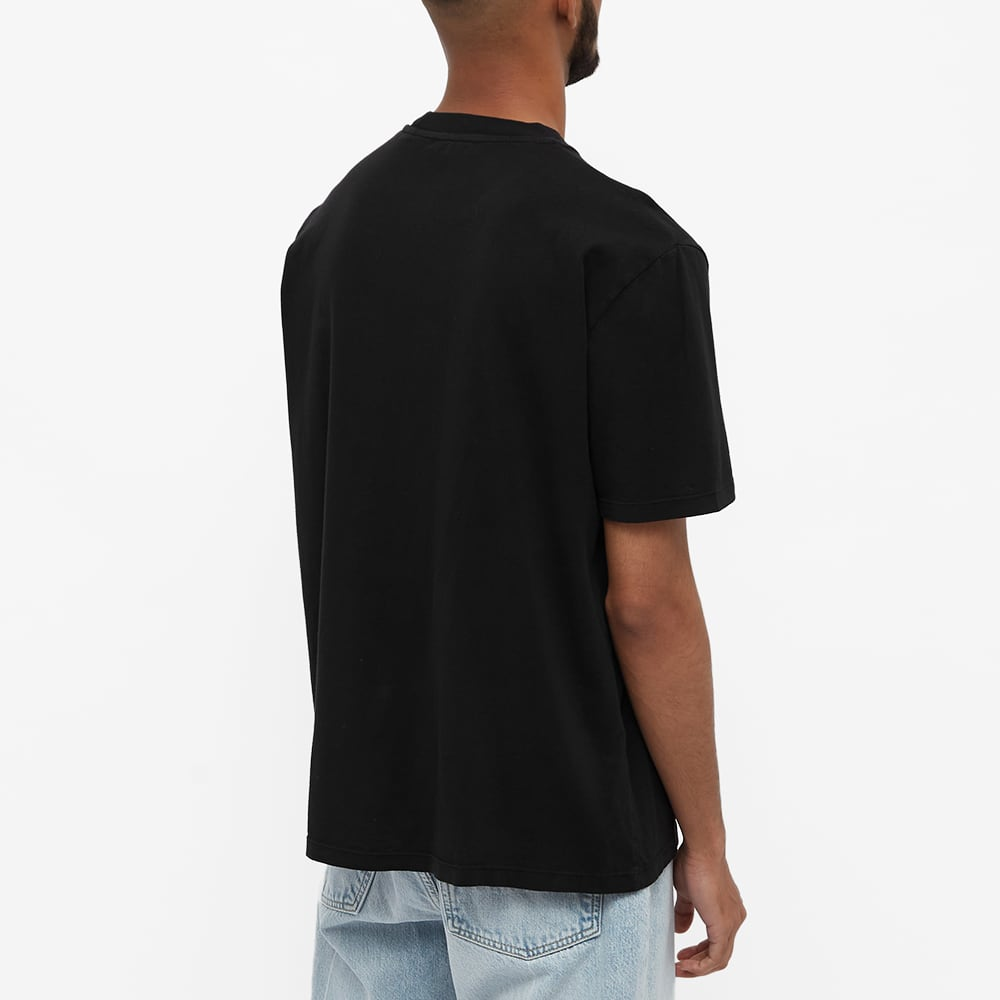 Our Legacy No Time Box Tee - Black
