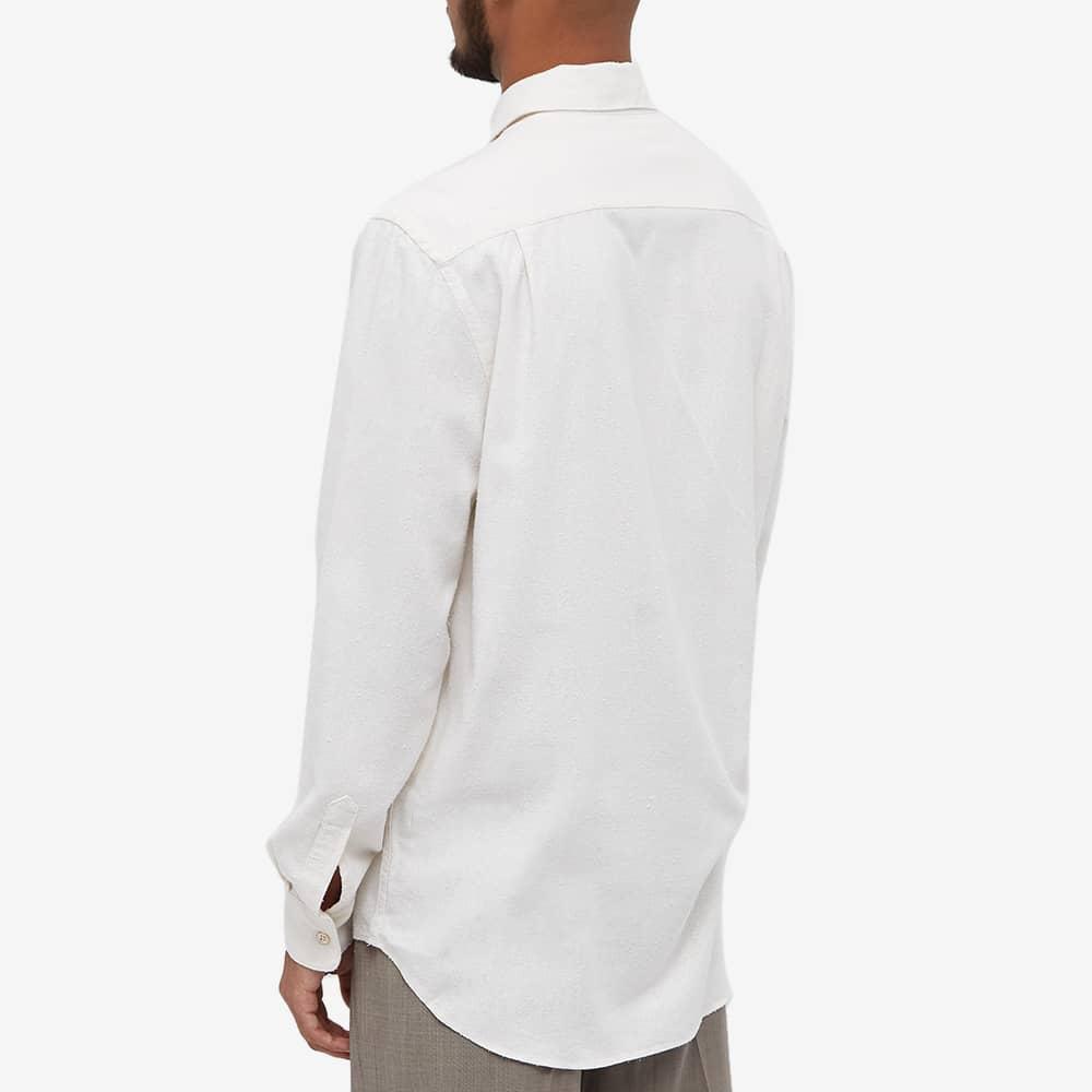 Our Legacy Classic Shirt - White Silk