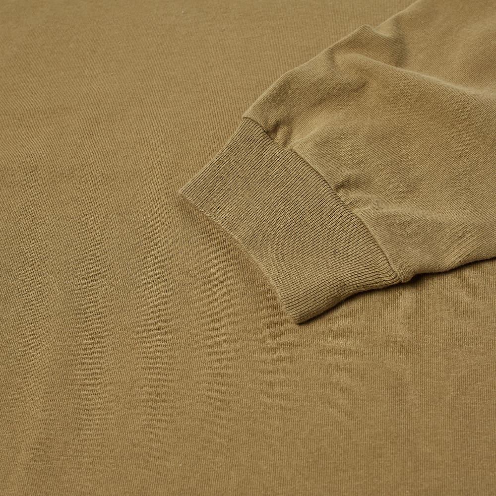 Aries Long Sleeve Temple Tee - Olive