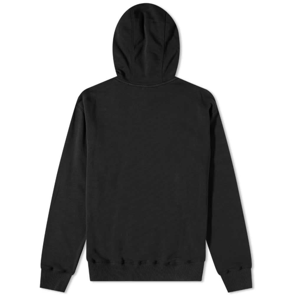 YMC Trugoy Popover Hoody - Black