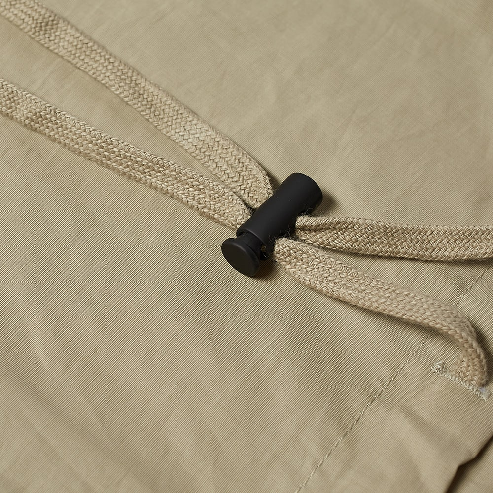 Fear of God ESSENTIALS Summer Half Zip Track Jacket - Pistachio