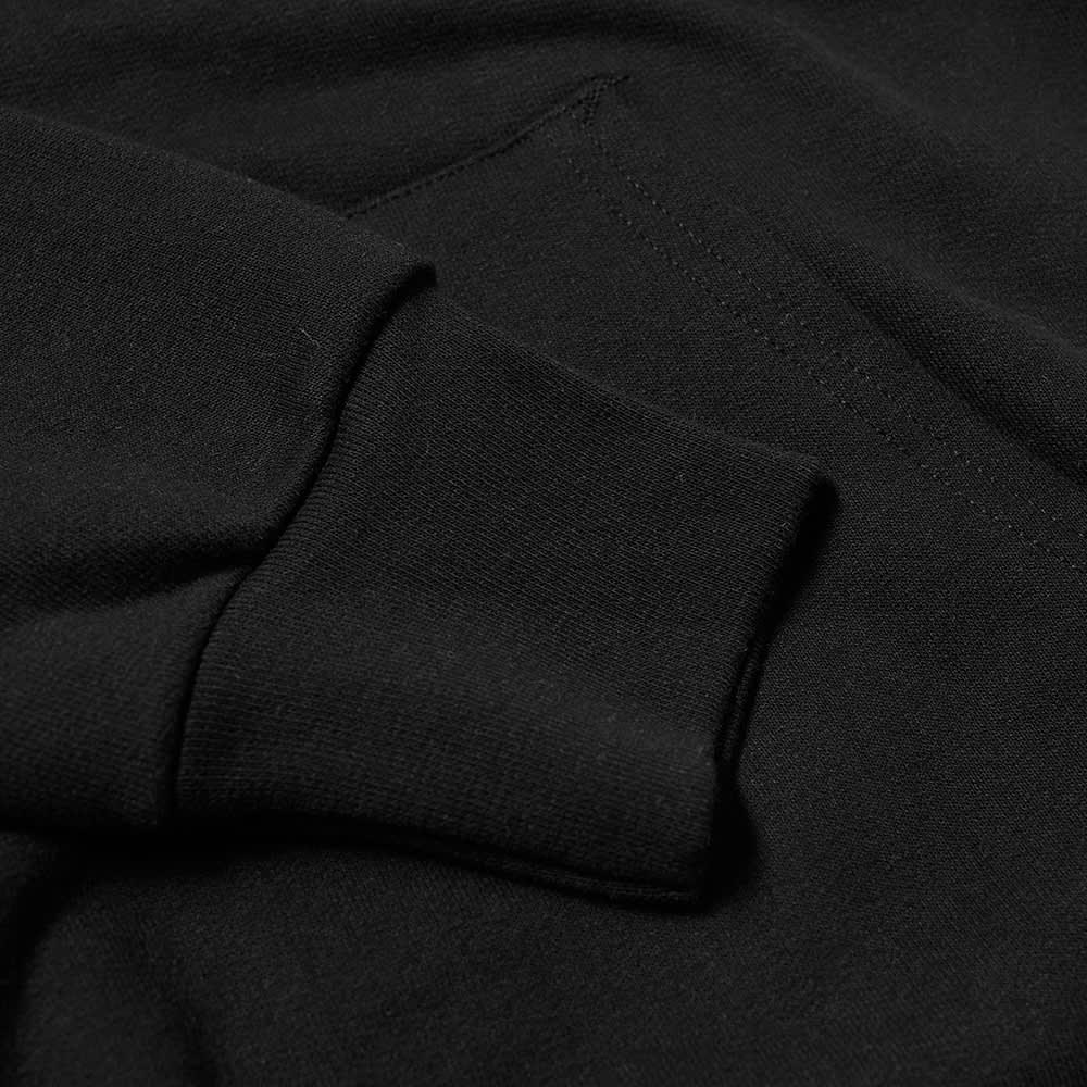 Miles Classic Logo Hoody - Black