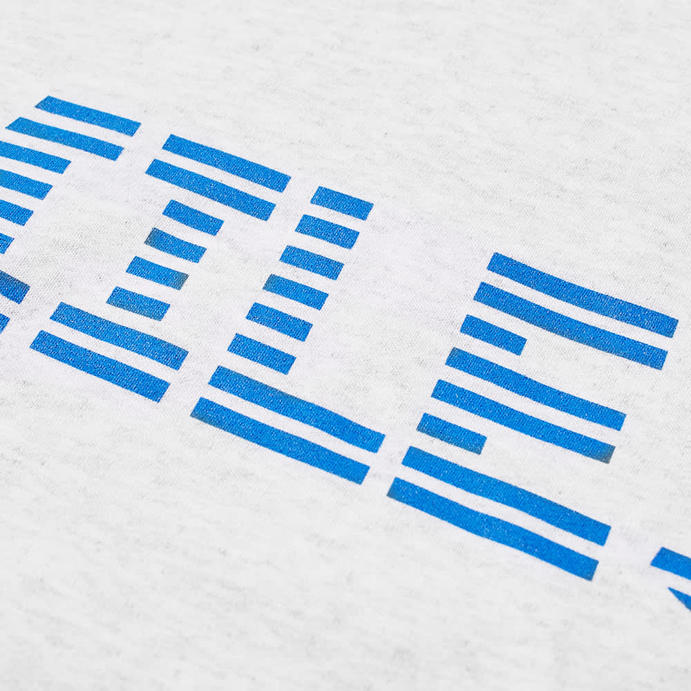 Miles Business Logo Hoody - Heather Grey