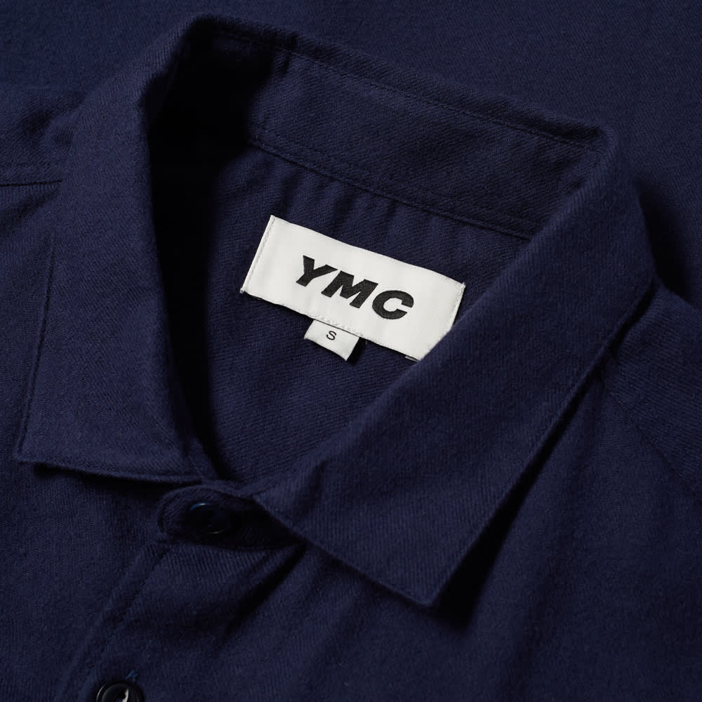 YMC Curtis Shirt - Navy