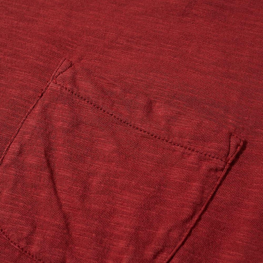 YMC Wild Ones Pocket Tee - Red
