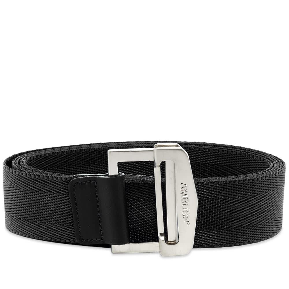 Ambush Buckle Belt - Black