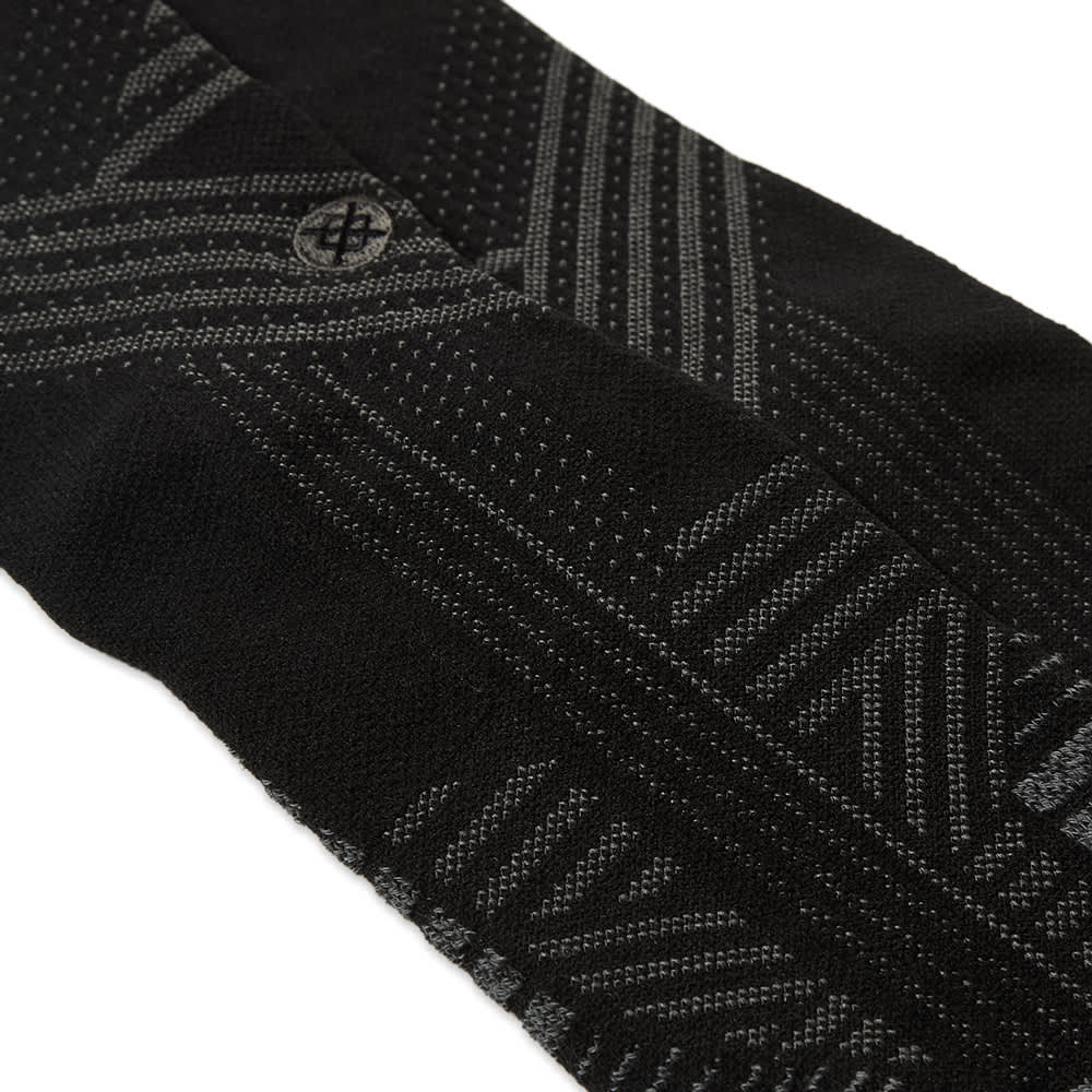 Stance Athletic Crew ST Sock - Black