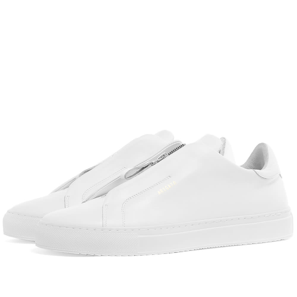 Axel Arigato Clean 90 Zip Sneaker White