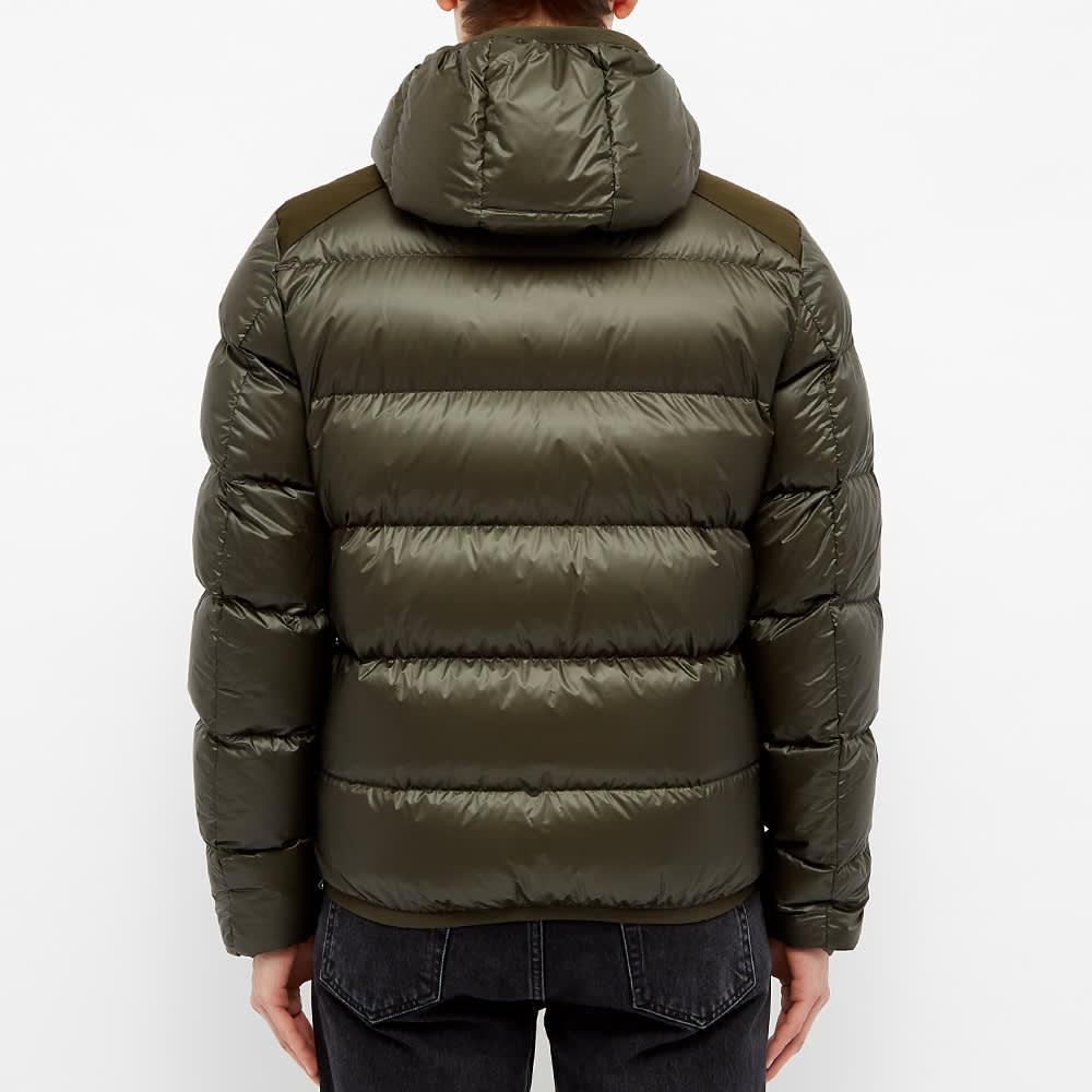 Moncler Grenoble Hintertux Hooded Down Ski Jacket - Military Green