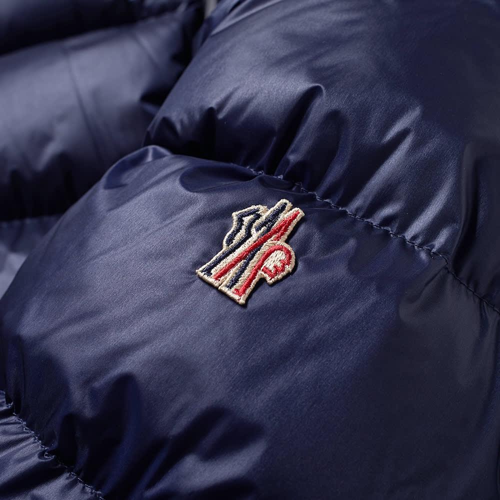 Moncler Grenoble Hintertux Hooded Down Ski Jacket - Navy