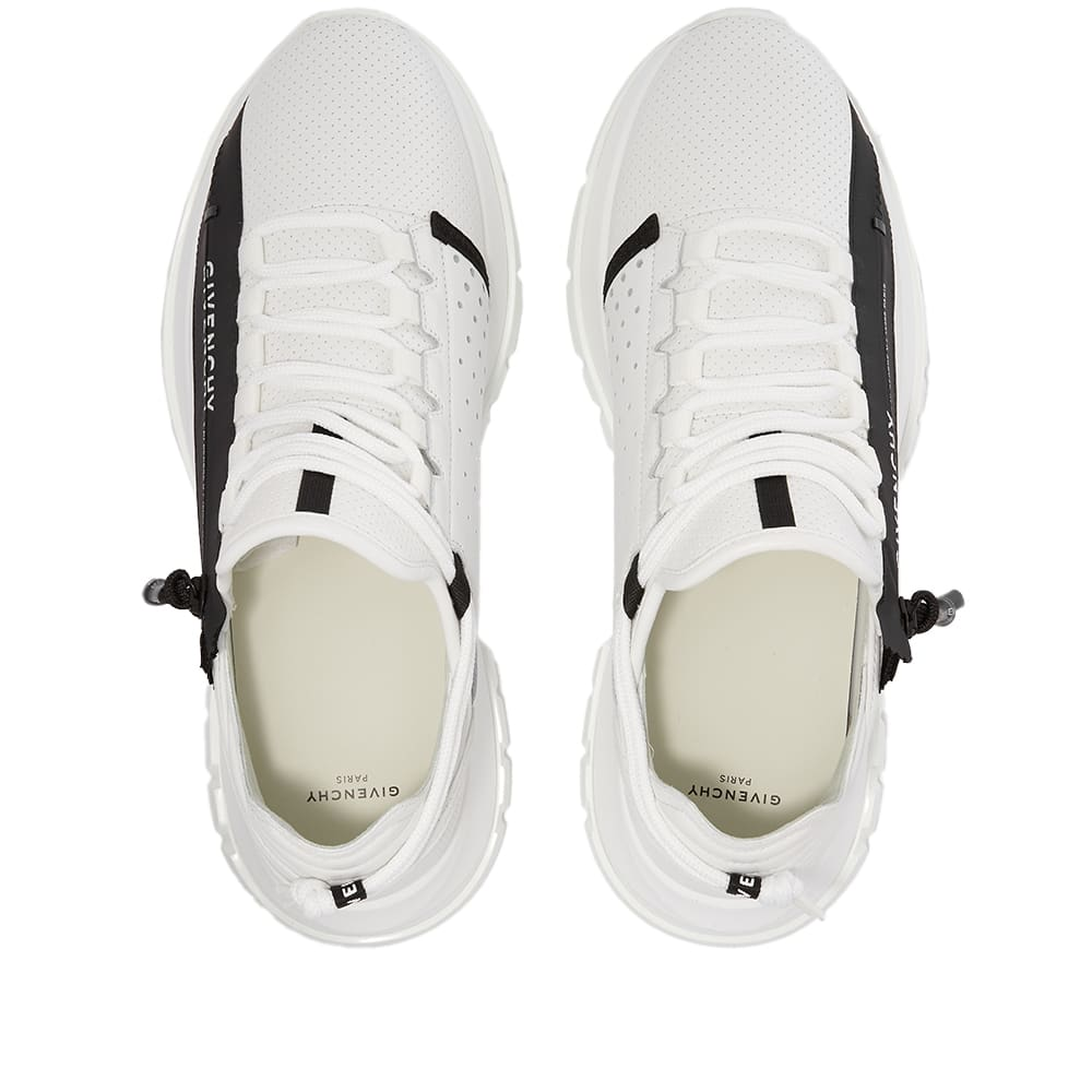 Givenchy Spectre Zip Low Sneaker - White