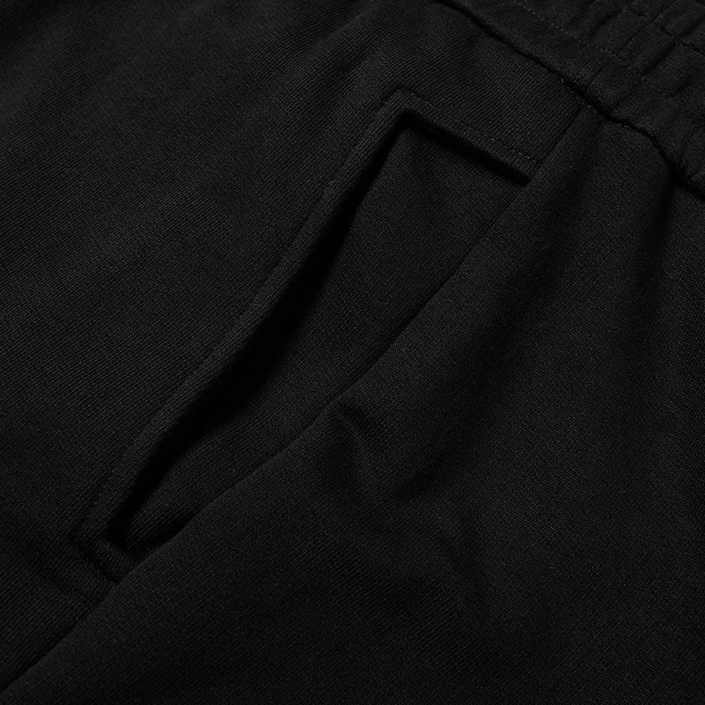 Balmain Logo Biker Sweat Pant - Black