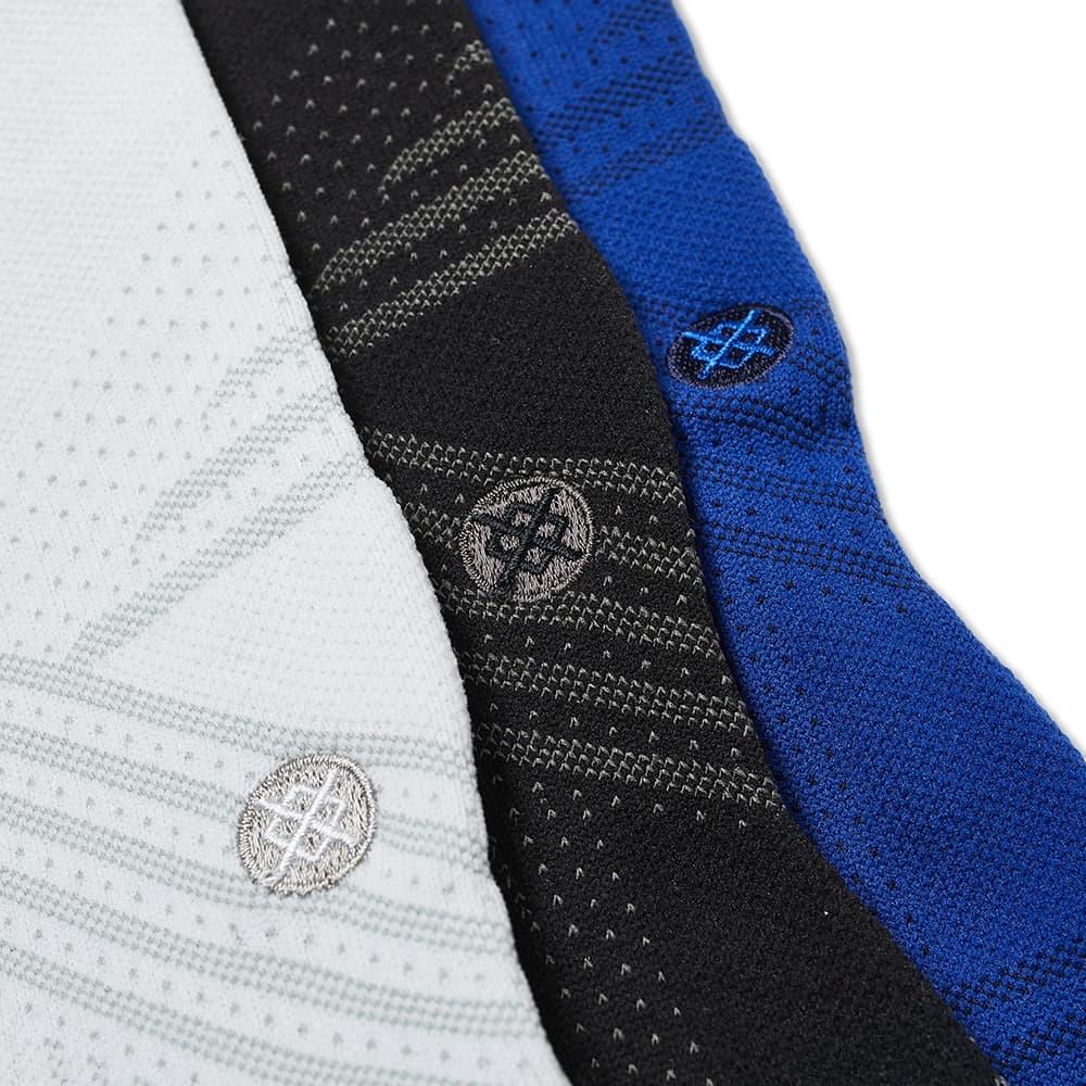 Stance Athletic Crew ST Sock - 3 Pack - Multi