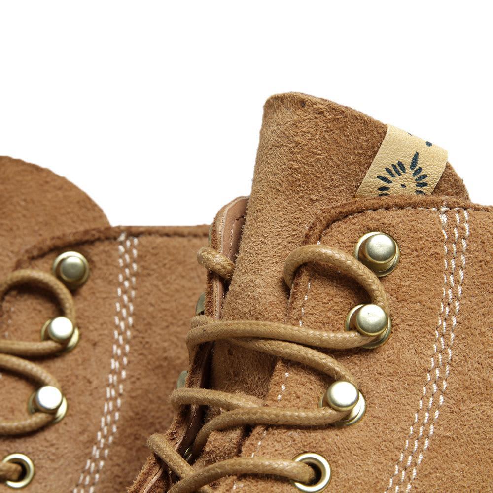 Visvim Virgil Boots-Folk - Light Brown