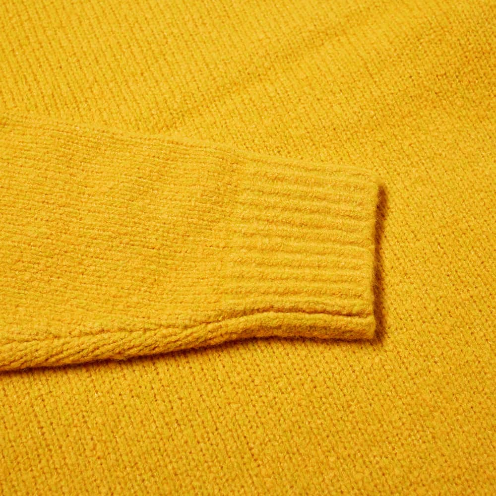Acne Studios Kael Cashmix Knit - Orange