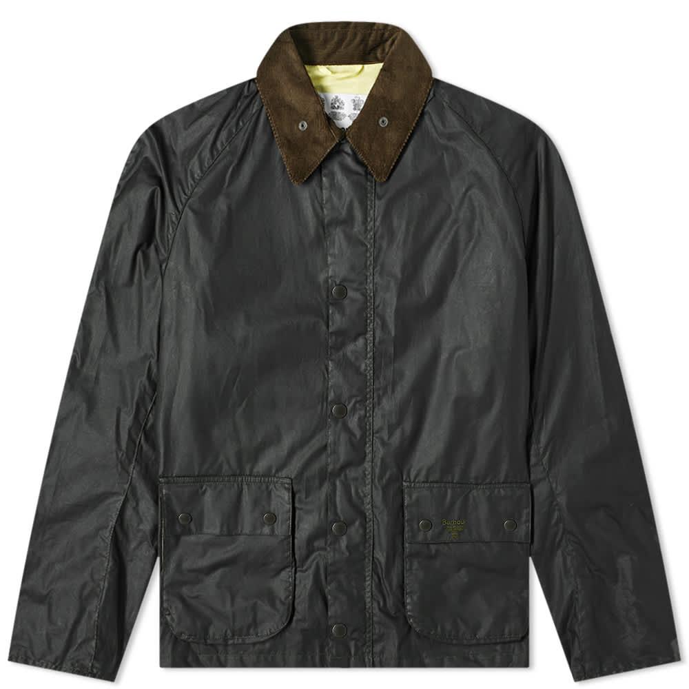 Barbour Beacon Morgan Jacket - Sage