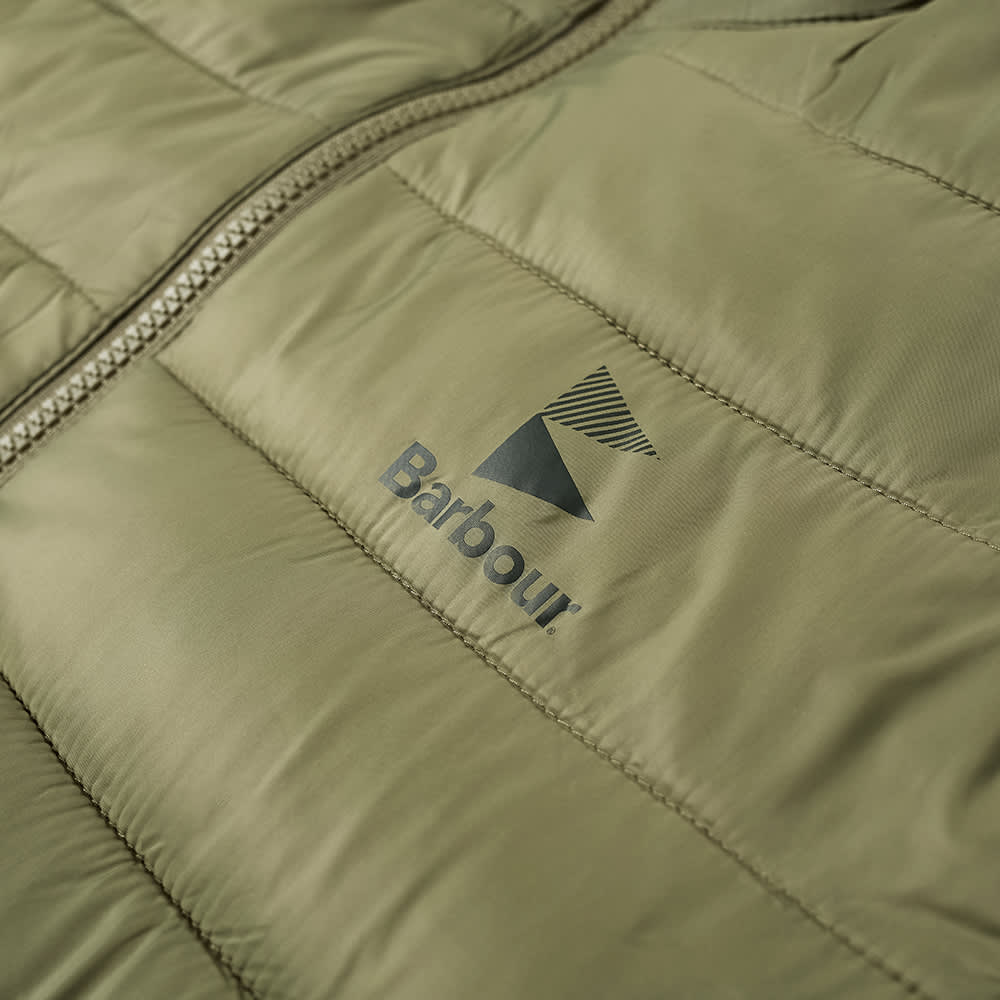 Barbour Blig Quilted Jacket - Dusty Olive