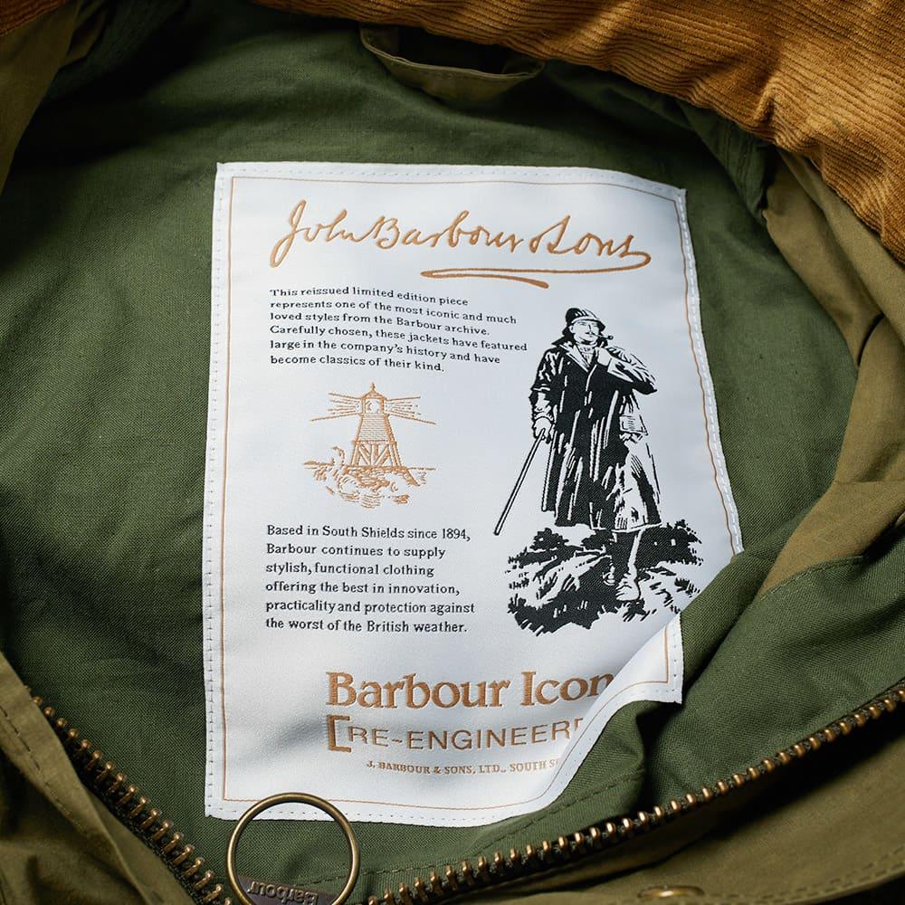 Barbour Ursula Re-Engineered Jacket - Olive