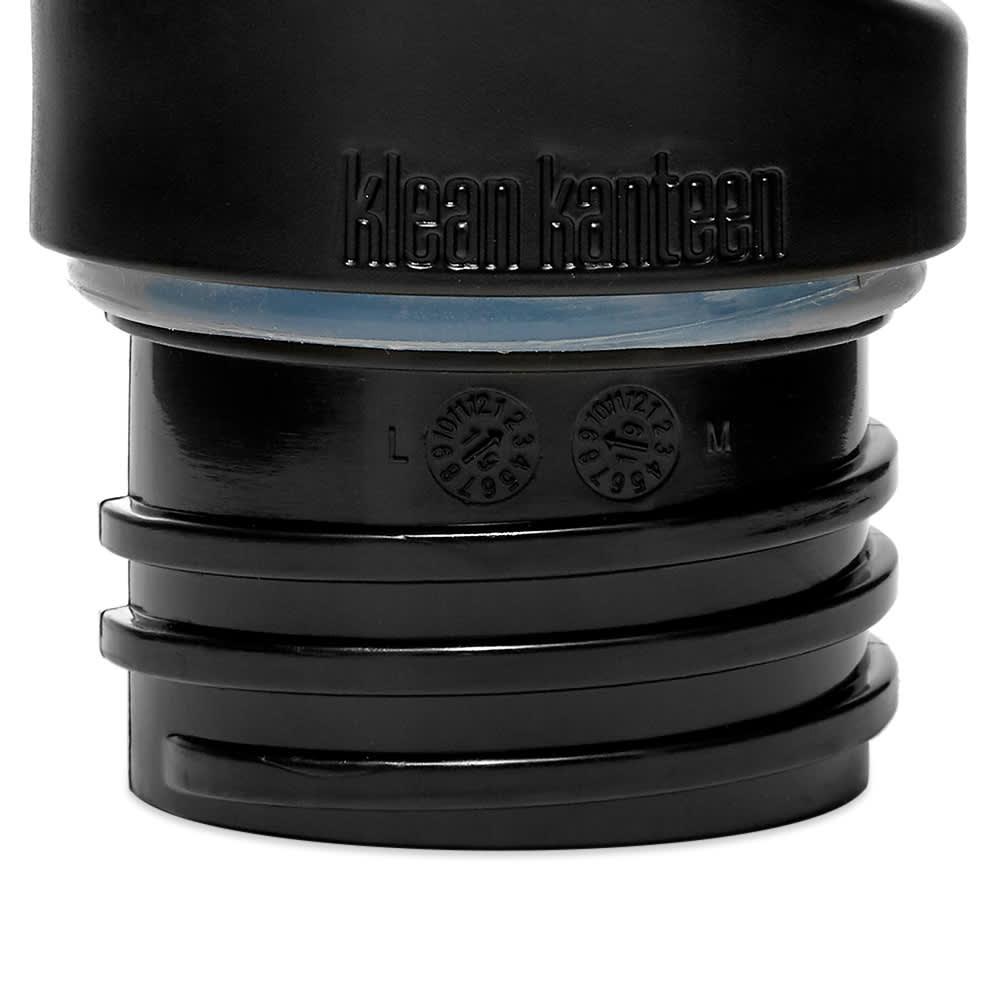 Klean Kanteen Classic Sport 3.0 Replacement Cap - Black