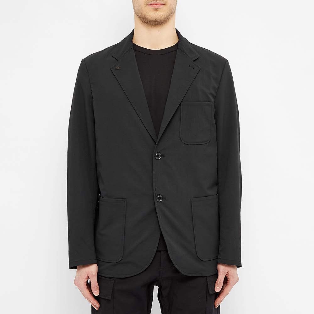 Nanamica Alphadry Club Jacket - Black