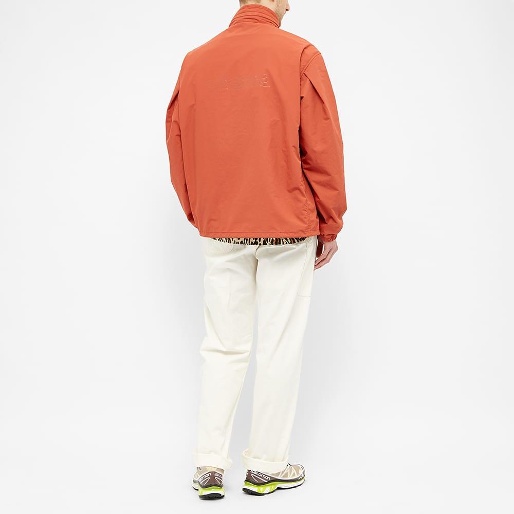 Nanamica Coach Jacket - Orange