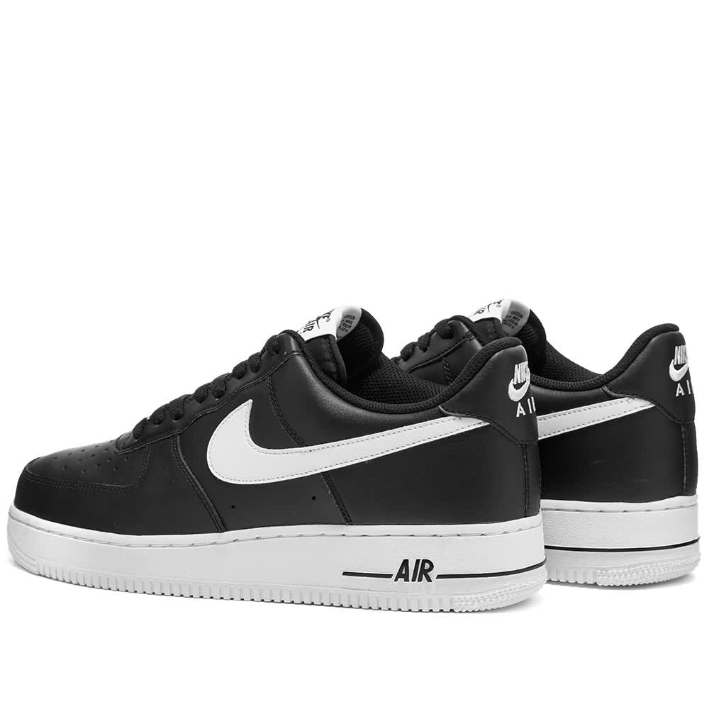 Nike Air Force 1 '07 - Black & White