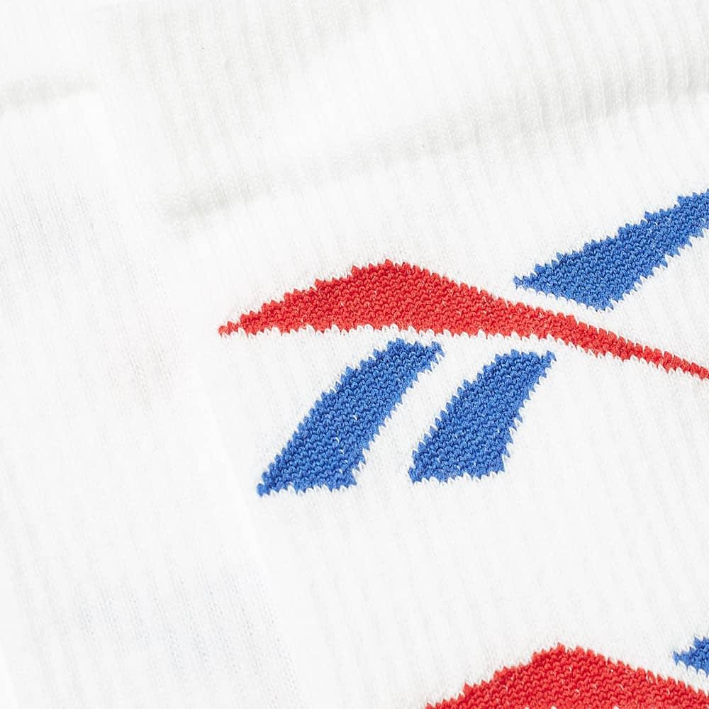 Reebok Vector Sock - White