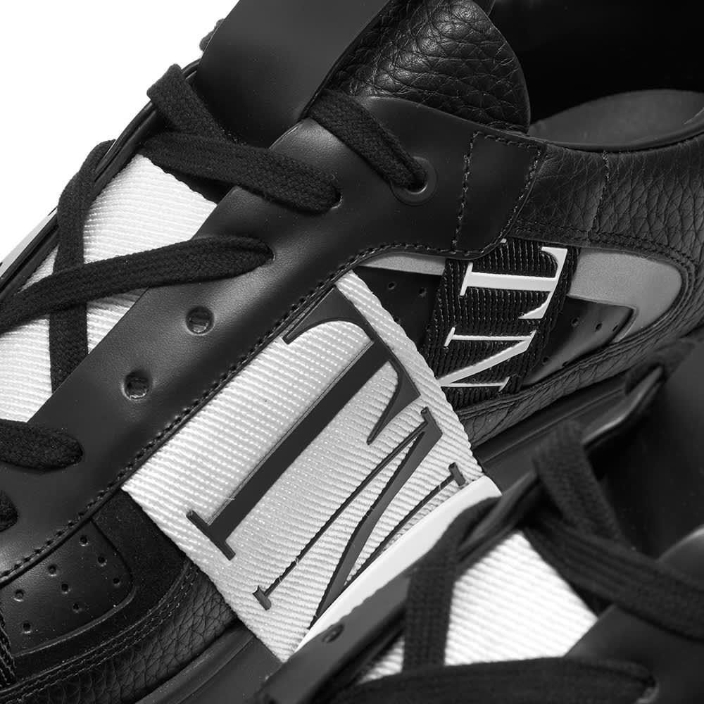 Valentino VL7N Sneaker - Black & White