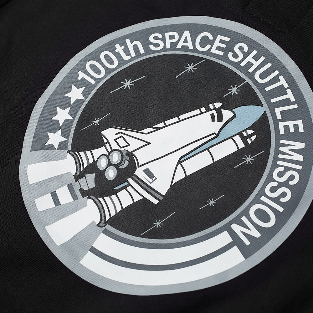 Alpha Industries Space Shuttle Hoody - END. Exclusive - Black