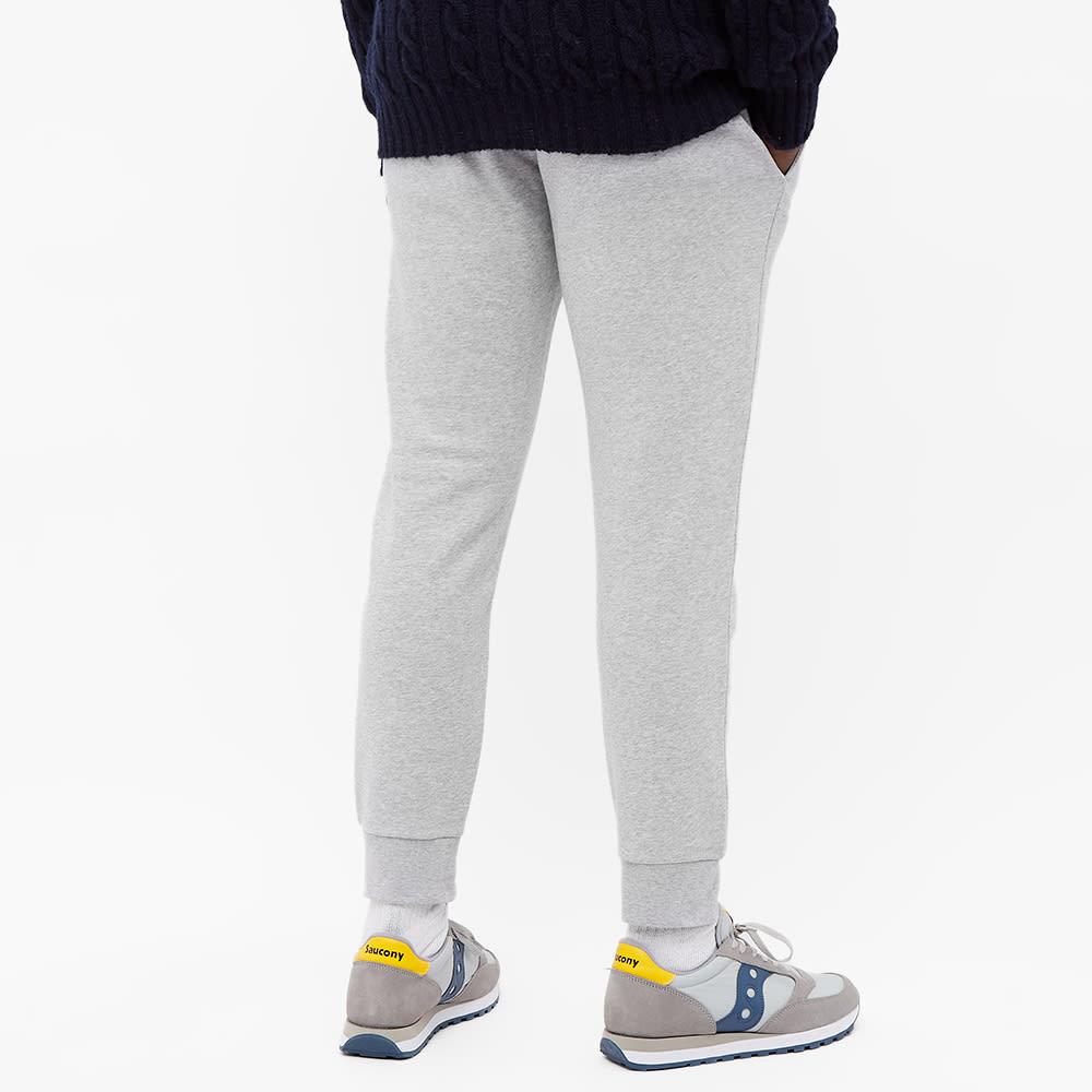 Lacoste Classic Logo Jogger - Grey Marl