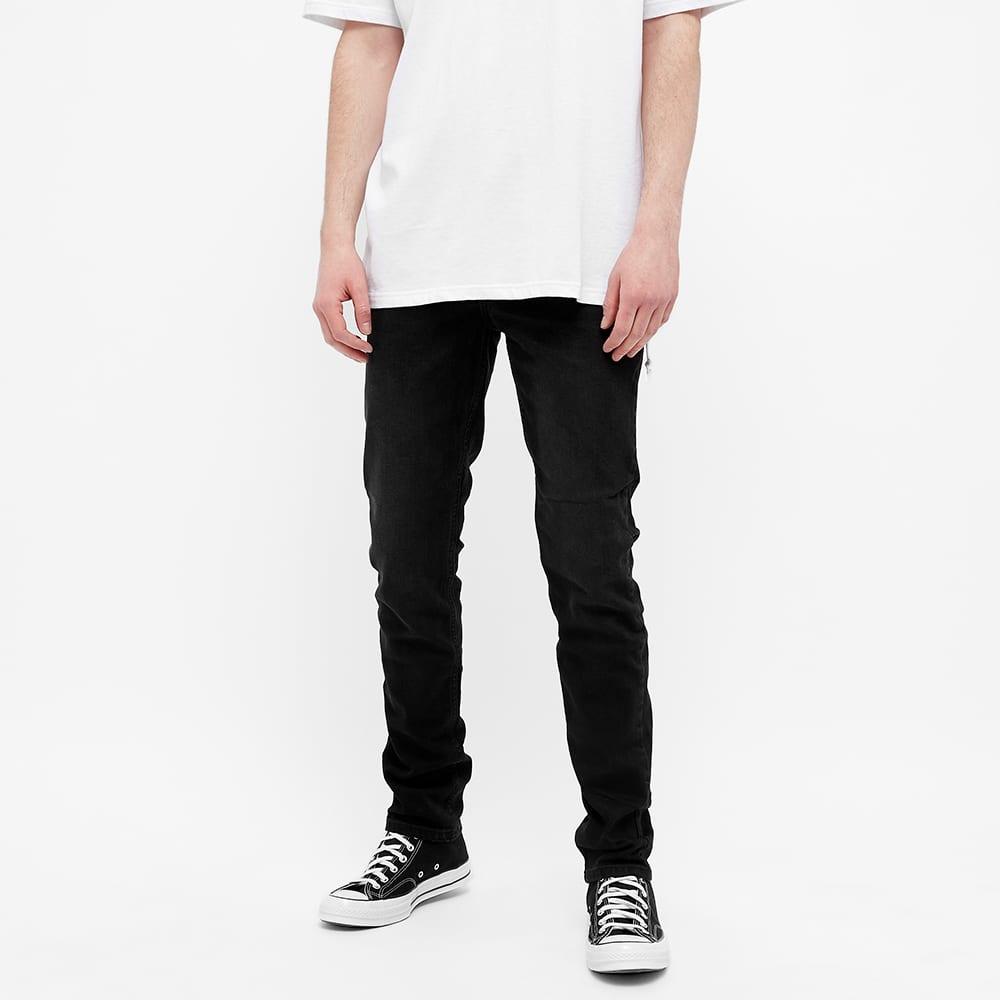 Ksubi Chitch Krow Jeans   - Black