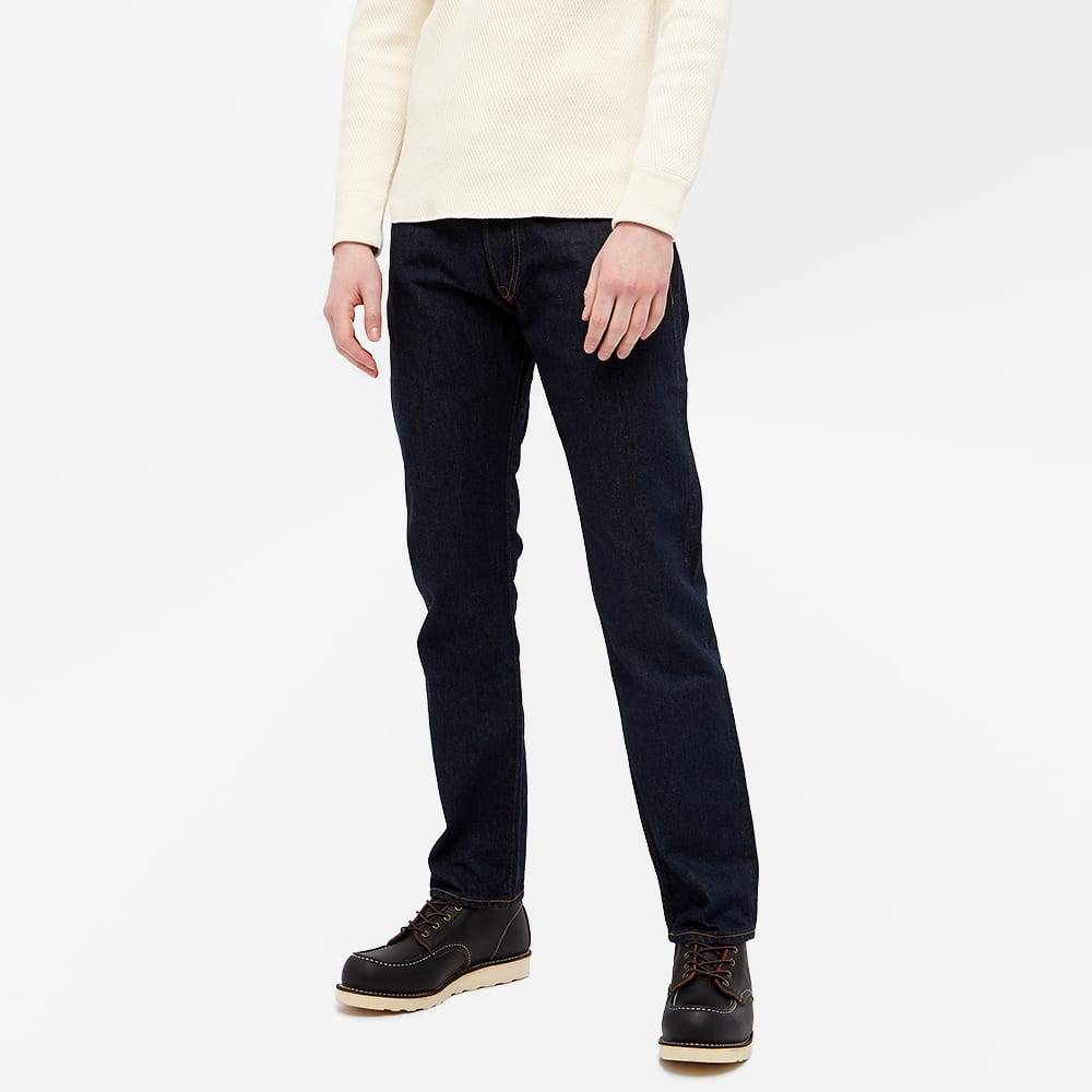 RRL Slim Fit Jean - Once Washed