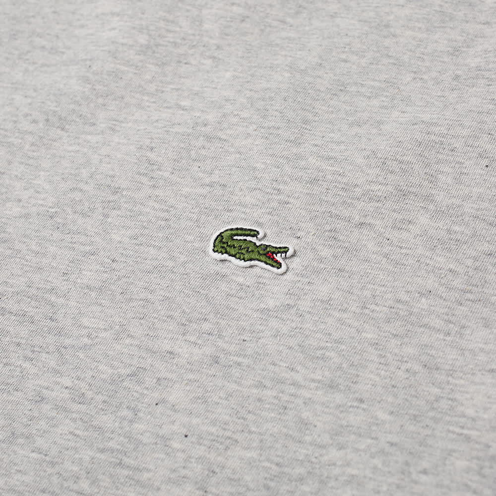Lacoste Classic Fit Tee - Silver