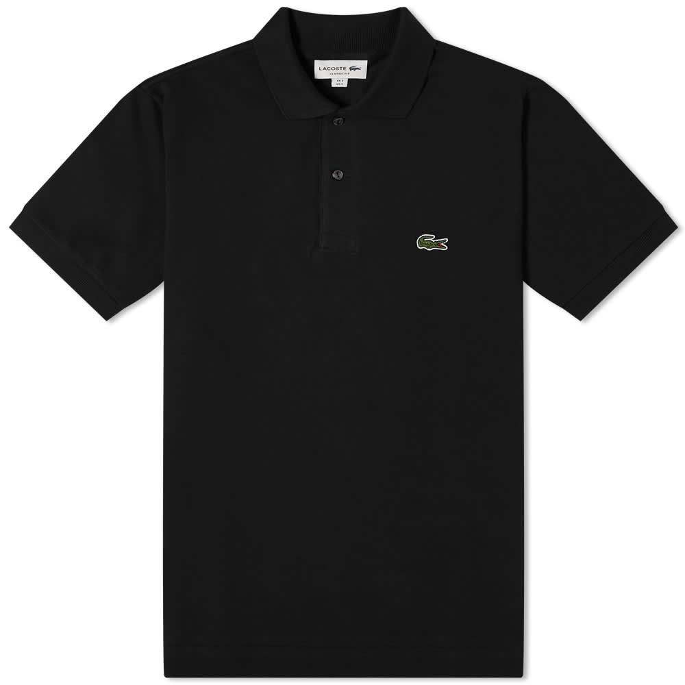 Lacoste Classic L12.12 Polo - Black