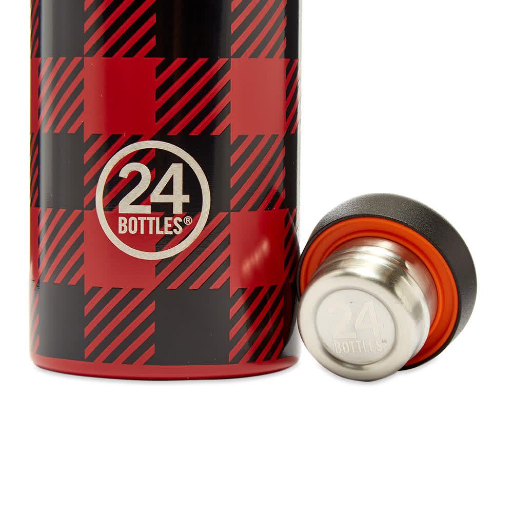 24Bottles x Woolrich CLIMA Insulated Bottle - 500ml