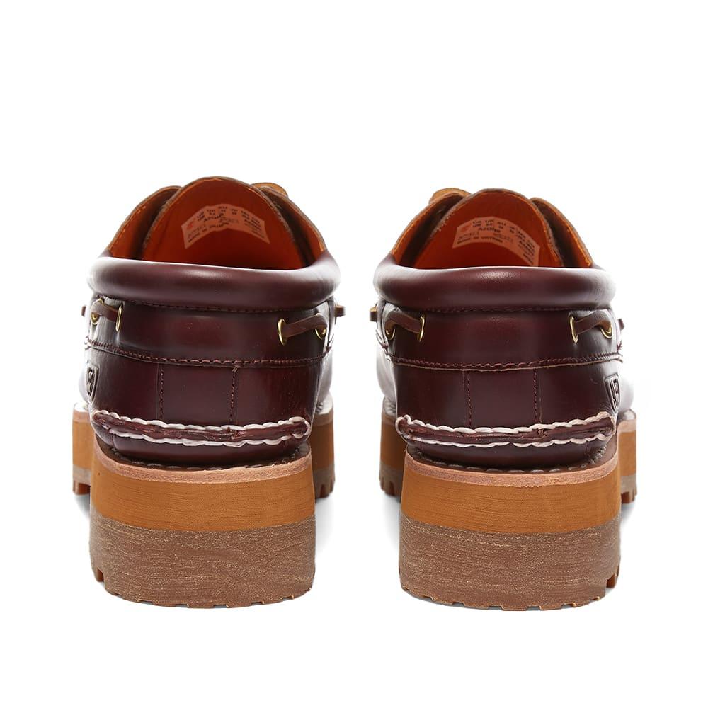 Timberland x Alife Authentic 3 Eye Lug Shoe - Burgundy Nubuck